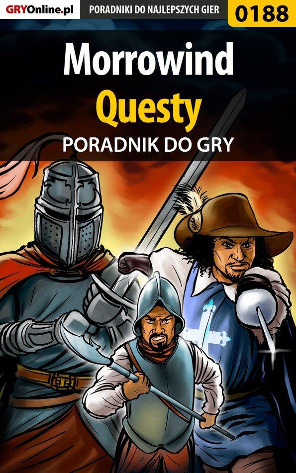 Morrowind - questy - poradnik do gry - Ebook (Książka PDF) do pobrania w formacie PDF