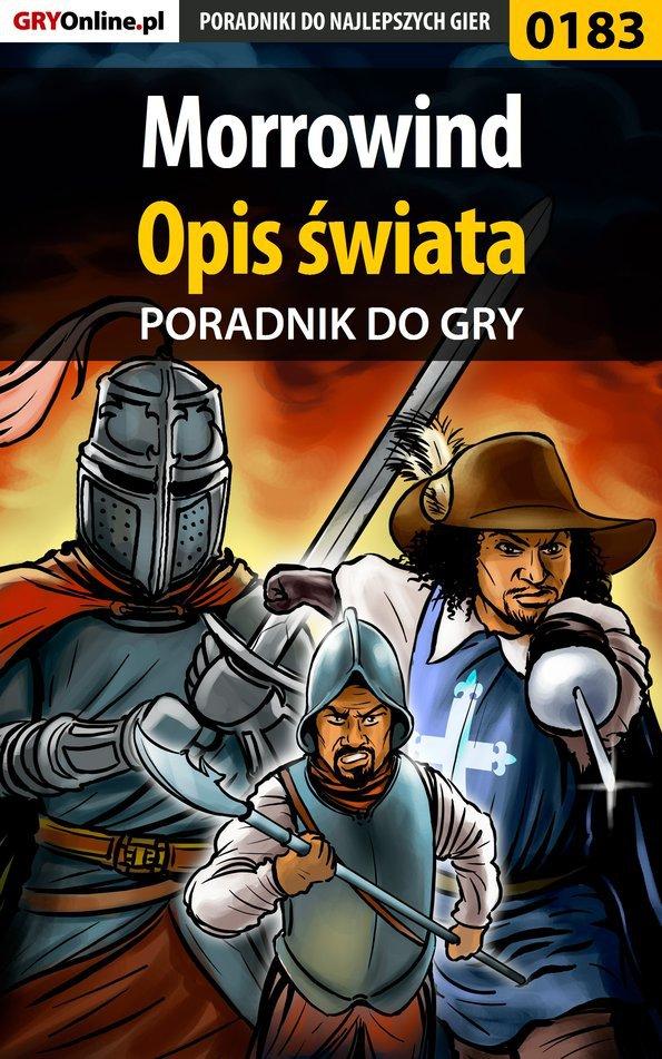Morrowind - Opis Świata - poradnik do gry - Ebook (Książka PDF) do pobrania w formacie PDF