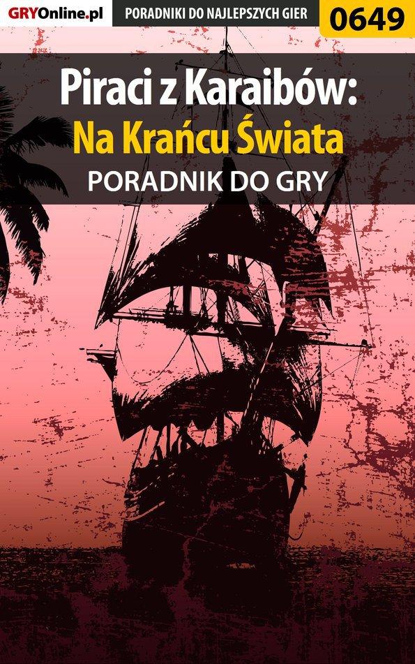 Piraci z Karaibów: Na Krańcu Świata - poradnik do gry - Ebook (Książka PDF) do pobrania w formacie PDF