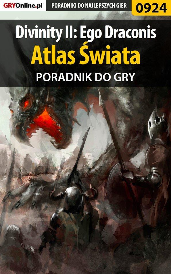 Divinity II: Ego Draconis - Atlas świata - poradnik do gry - Ebook (Książka PDF) do pobrania w formacie PDF
