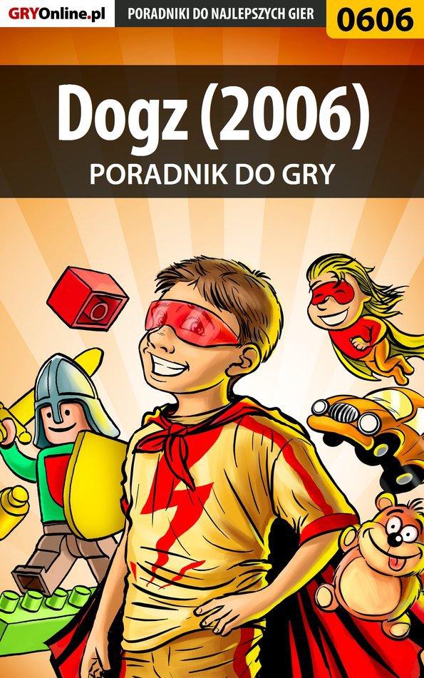 Dogz (2006) - poradnik do gry - Ebook (Książka PDF) do pobrania w formacie PDF