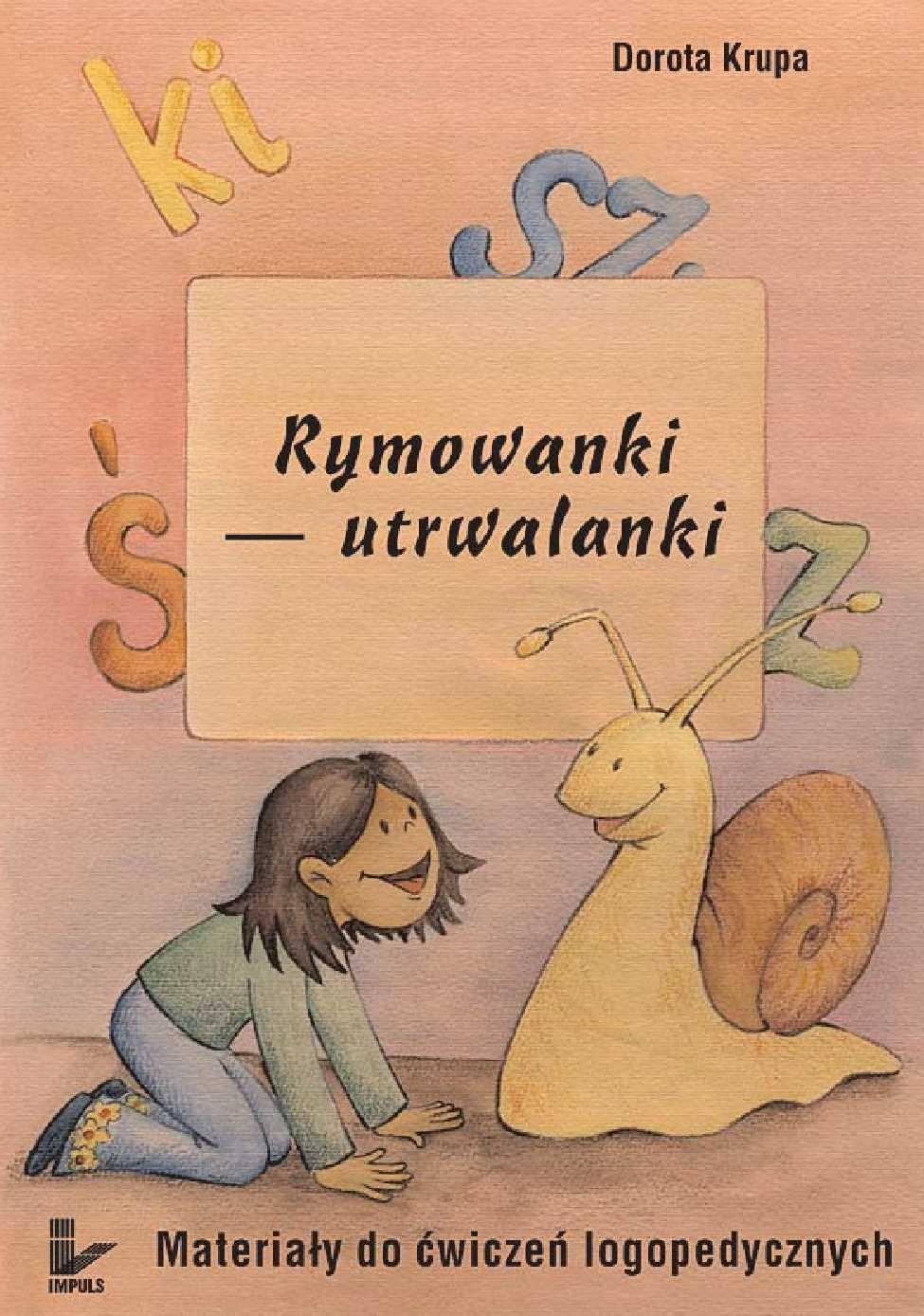 Rymowanki-utrwalanki - Ebook (Książka EPUB) do pobrania w formacie EPUB