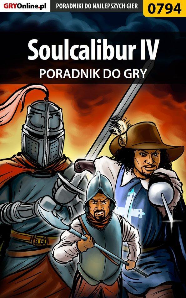 Soulcalibur IV - poradnik do gry - Ebook (Książka PDF) do pobrania w formacie PDF