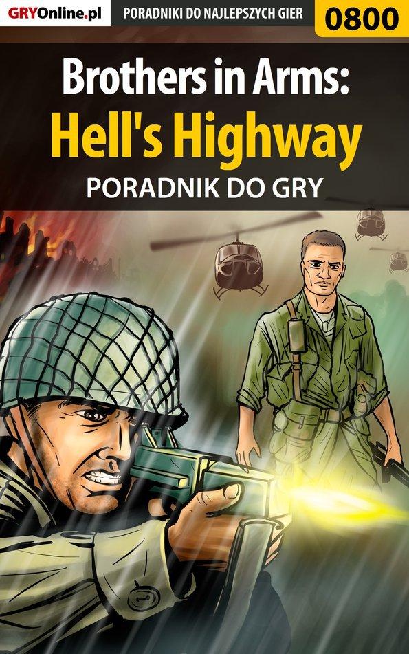 Brothers in Arms: Hell's Highway - poradnik do gry - Ebook (Książka PDF) do pobrania w formacie PDF