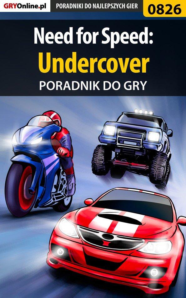 Need for Speed: Undercover - poradnik do gry - Ebook (Książka PDF) do pobrania w formacie PDF
