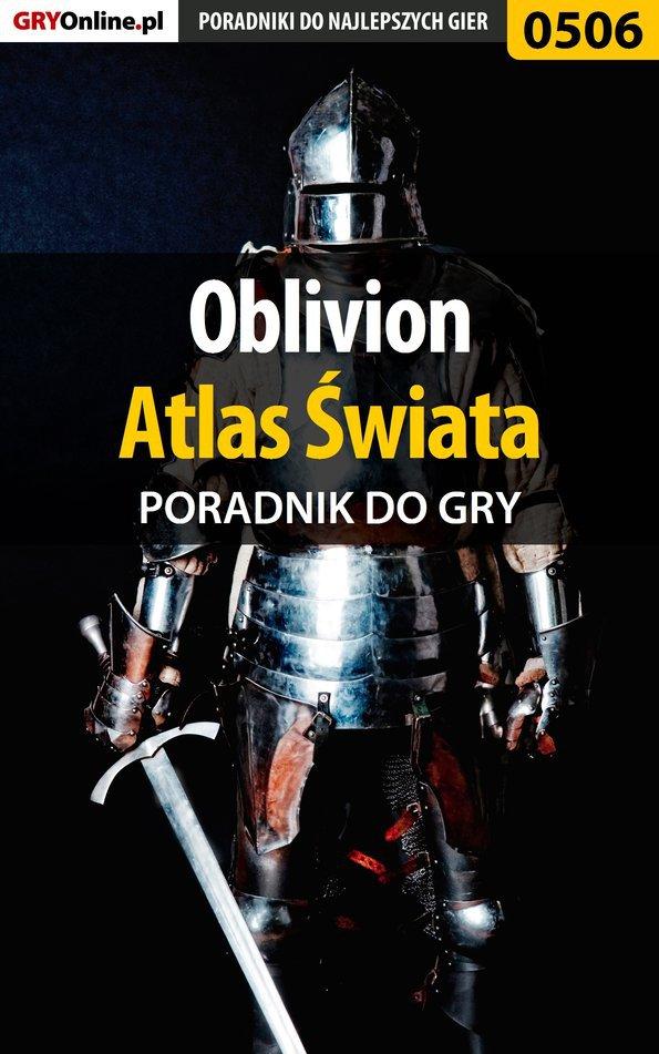 Oblivion - atlas świata - poradnik do gry - Ebook (Książka PDF) do pobrania w formacie PDF