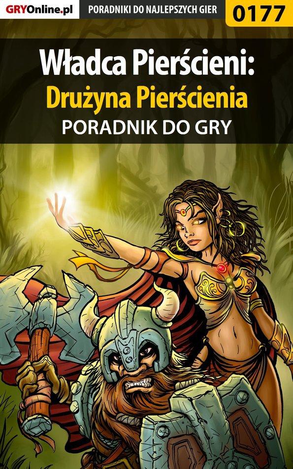 Władca Pierścieni: Drużyna Pierścienia - poradnik do gry - Ebook (Książka PDF) do pobrania w formacie PDF