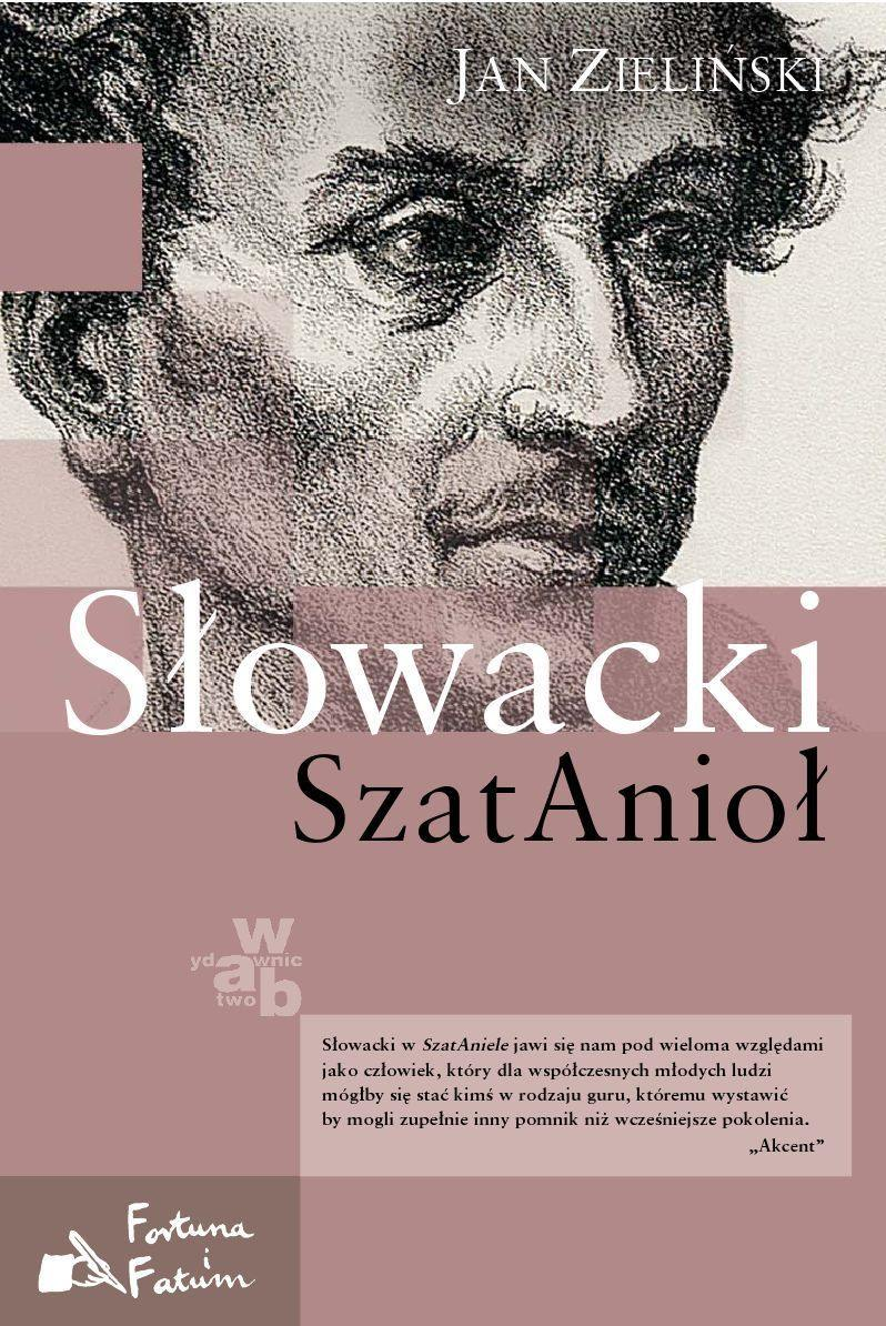 Słowacki. SzatAnioł - Ebook (Książka EPUB) do pobrania w formacie EPUB