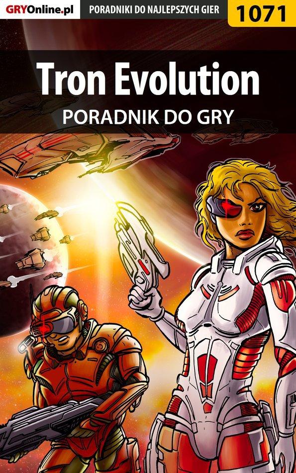 Tron Evolution - poradnik do gry - Ebook (Książka PDF) do pobrania w formacie PDF