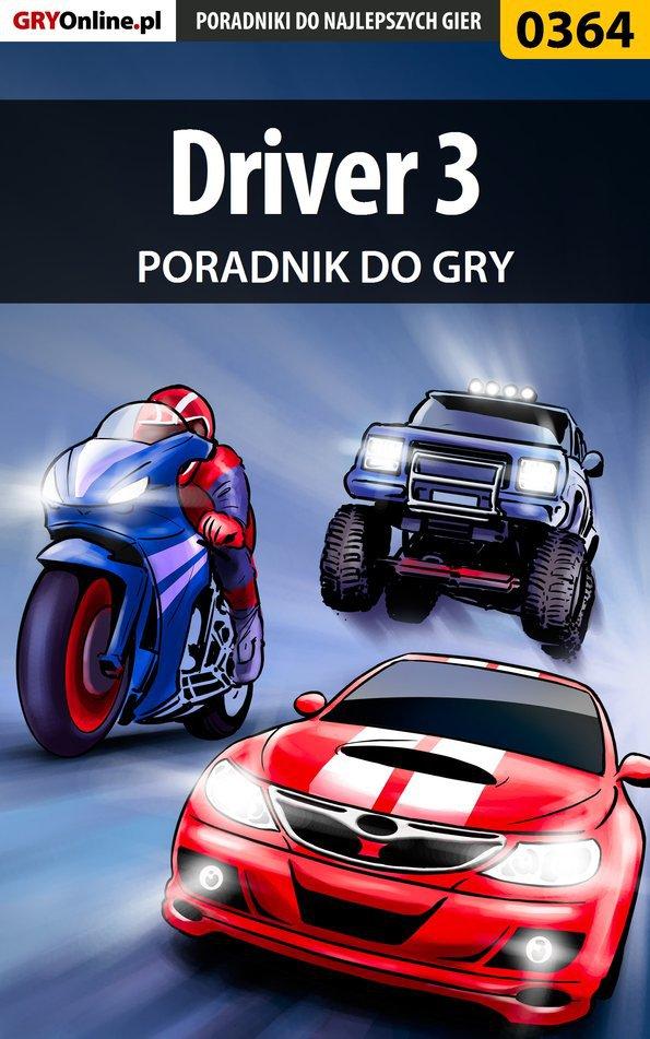 Driver 3 - poradnik do gry - Ebook (Książka PDF) do pobrania w formacie PDF