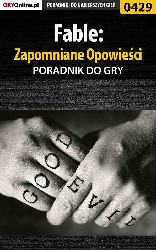 Fable: Zapomniane Opowieści - poradnik do gry - Ebook (Książka PDF) do pobrania w formacie PDF