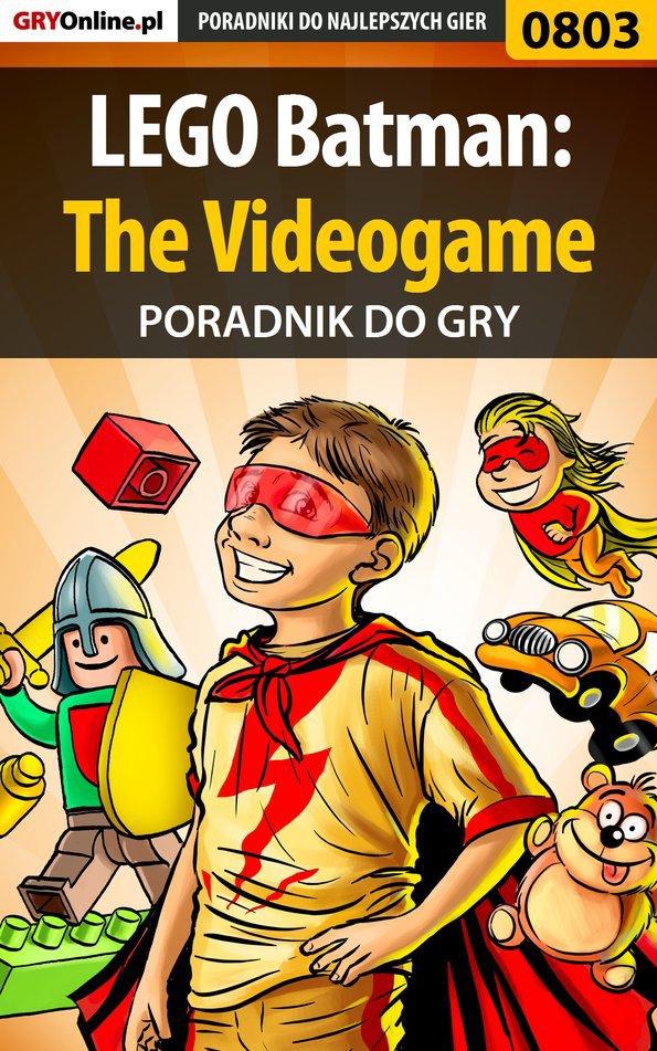 LEGO Batman: The Videogame - poradnik do gry - Ebook (Książka PDF) do pobrania w formacie PDF