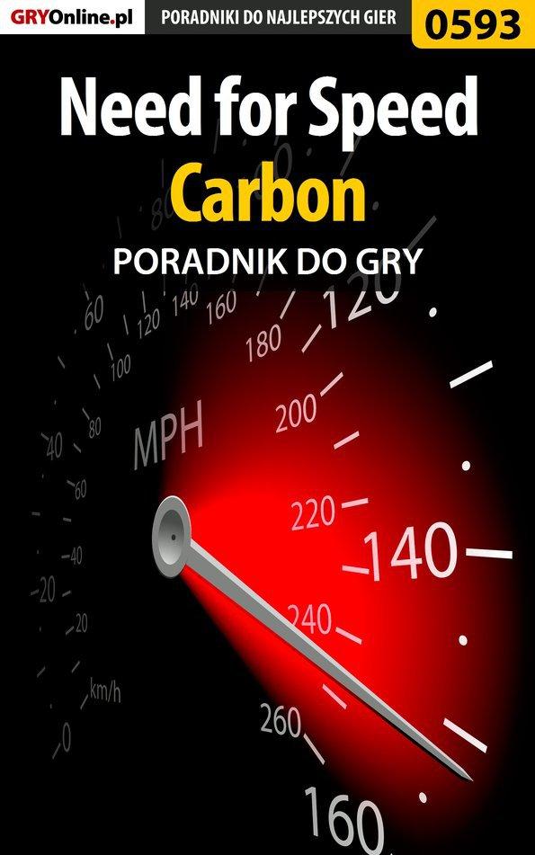 Need for Speed Carbon - poradnik do gry - Ebook (Książka PDF) do pobrania w formacie PDF