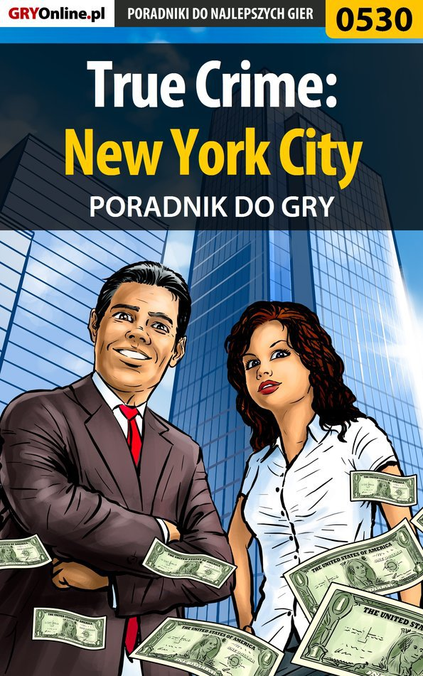 True Crime: New York City - poradnik do gry - Ebook (Książka PDF) do pobrania w formacie PDF