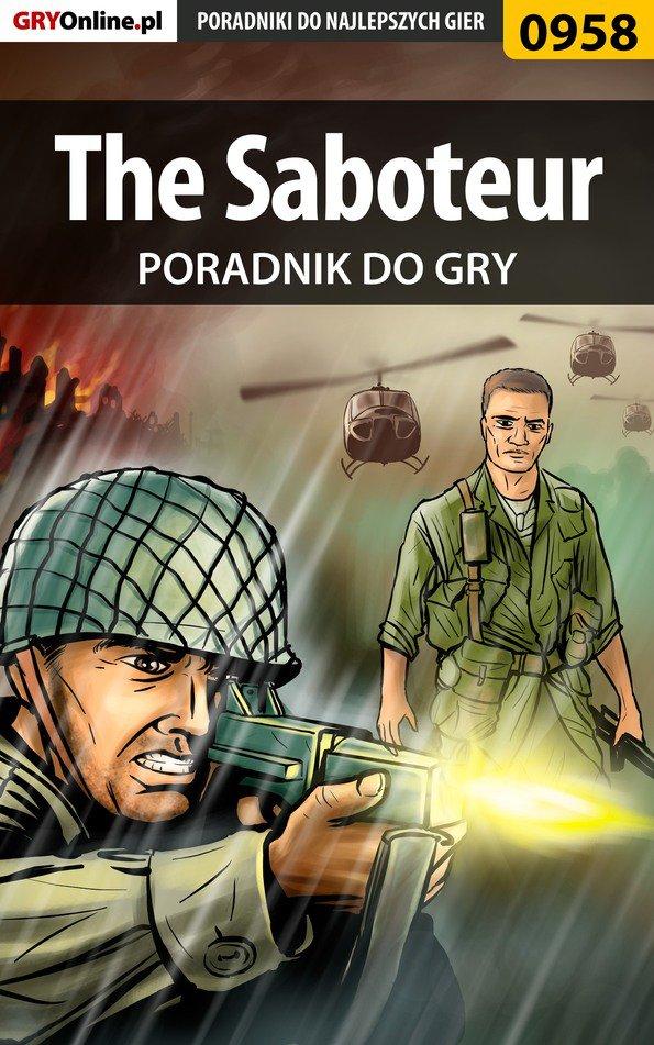 The Saboteur - poradnik do gry - Ebook (Książka PDF) do pobrania w formacie PDF