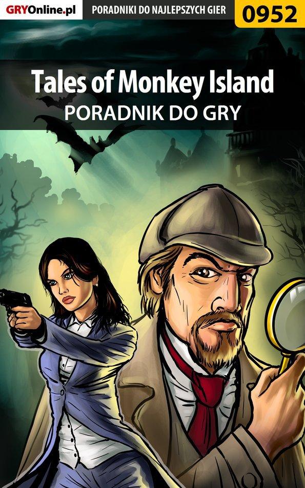 Tales of Monkey Island - poradnik do gry - Ebook (Książka PDF) do pobrania w formacie PDF