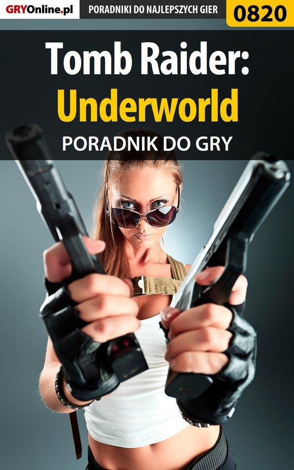 Tomb Raider: Underworld - poradnik do gry - Ebook (Książka PDF) do pobrania w formacie PDF