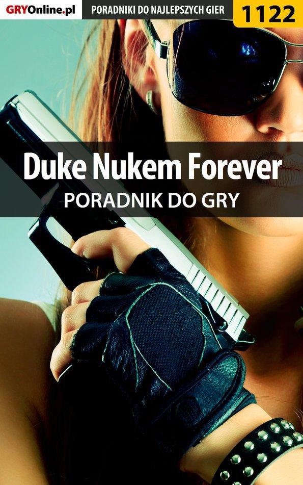 Duke Nukem Forever - poradnik do gry - Ebook (Książka PDF) do pobrania w formacie PDF