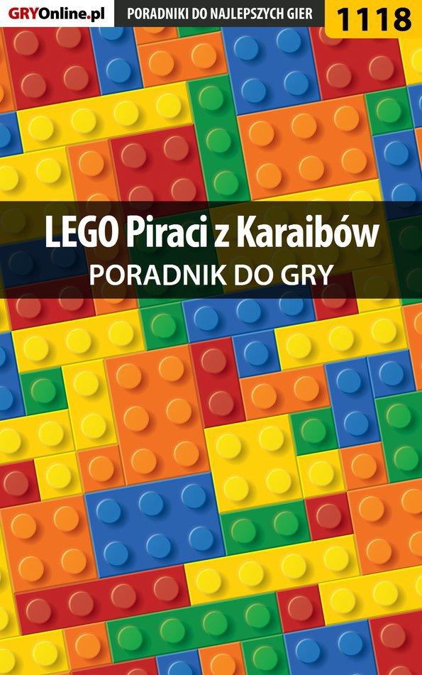 LEGO Piraci z Karaibów - poradnik do gry - Ebook (Książka PDF) do pobrania w formacie PDF