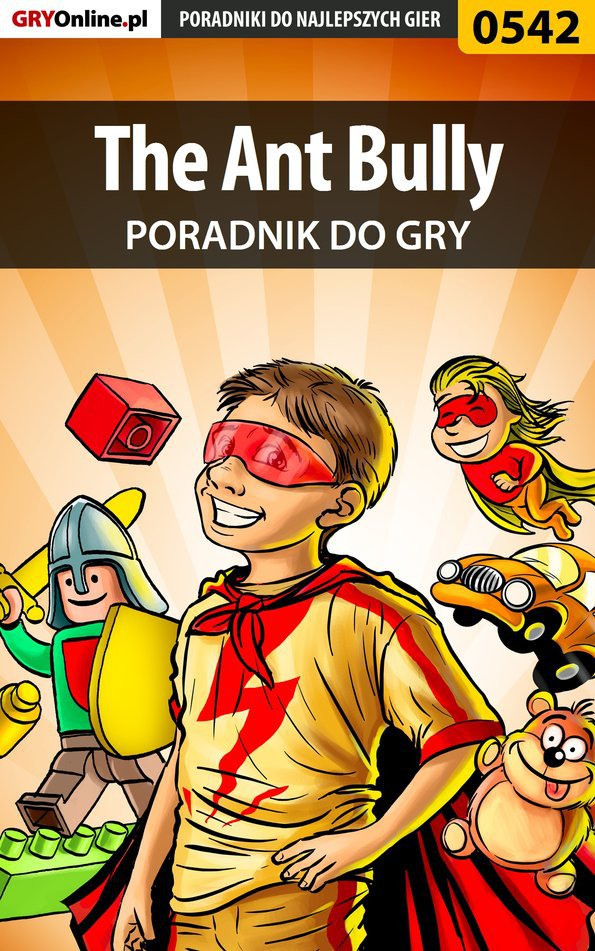 The Ant Bully - poradnik do gry - Ebook (Książka PDF) do pobrania w formacie PDF