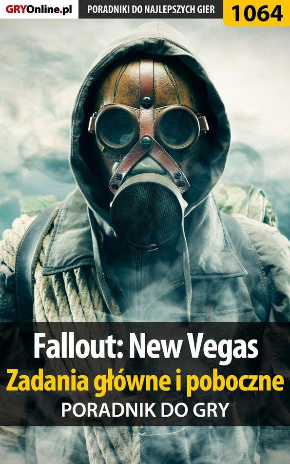Fallout: New Vegas - zadania główne i poboczne - poradnik do gry - Ebook (Książka PDF) do pobrania w formacie PDF