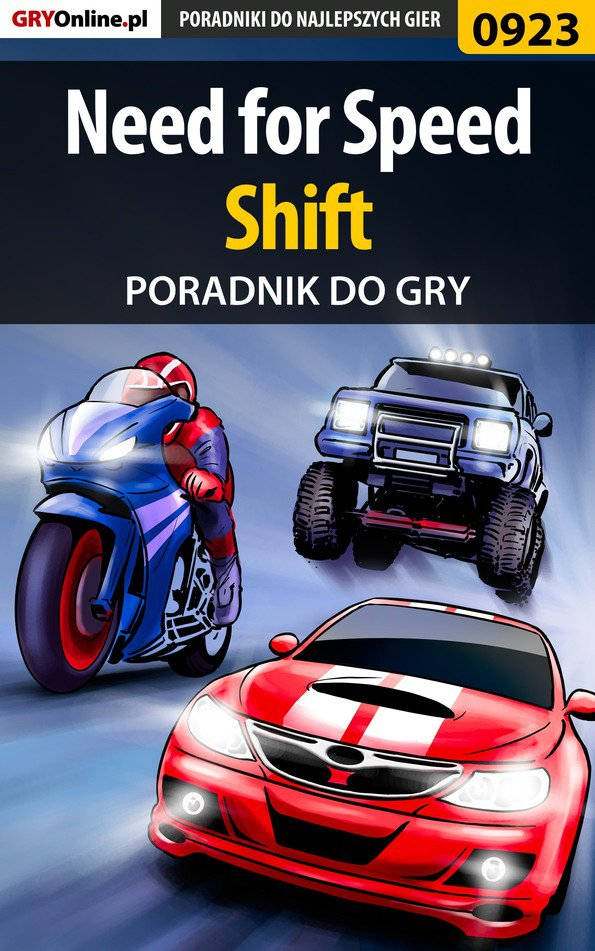 Need for Speed Shift - poradnik do gry - Ebook (Książka PDF) do pobrania w formacie PDF