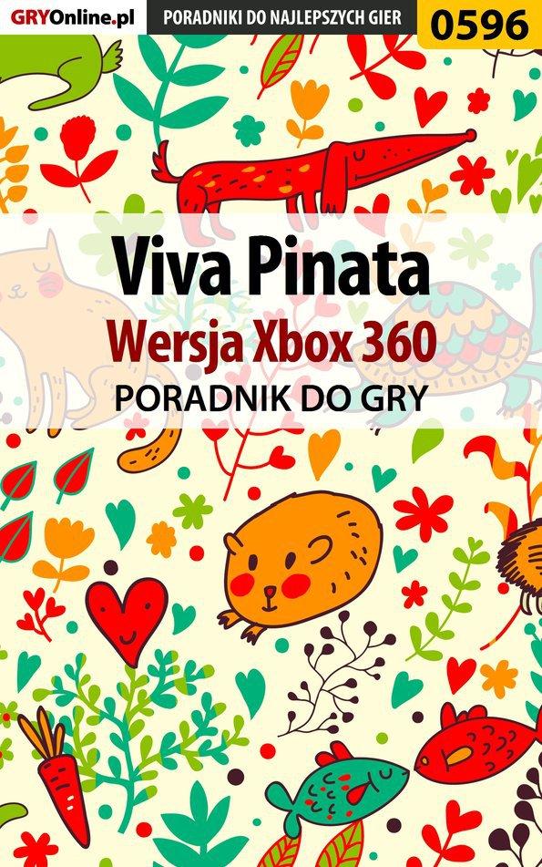Viva Pinata - Xbox 360 - poradnik do gry - Ebook (Książka PDF) do pobrania w formacie PDF