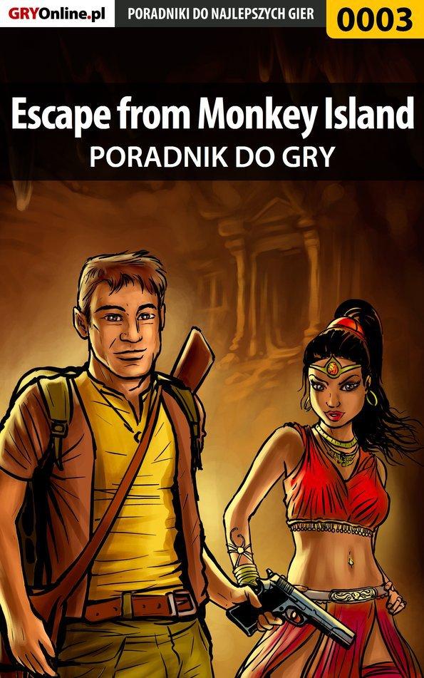 Escape from Monkey Island - poradnik do gry - Ebook (Książka PDF) do pobrania w formacie PDF