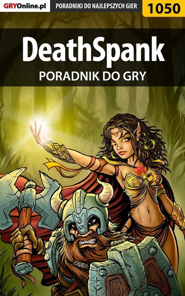 DeathSpank - poradnik do gry - Ebook (Książka PDF) do pobrania w formacie PDF