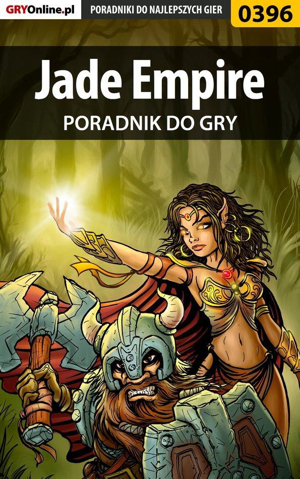 Jade Empire - poradnik do gry - Ebook (Książka PDF) do pobrania w formacie PDF