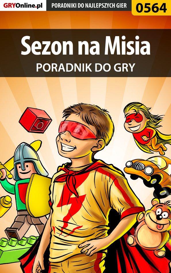 Sezon na Misia - poradnik do gry - Ebook (Książka PDF) do pobrania w formacie PDF