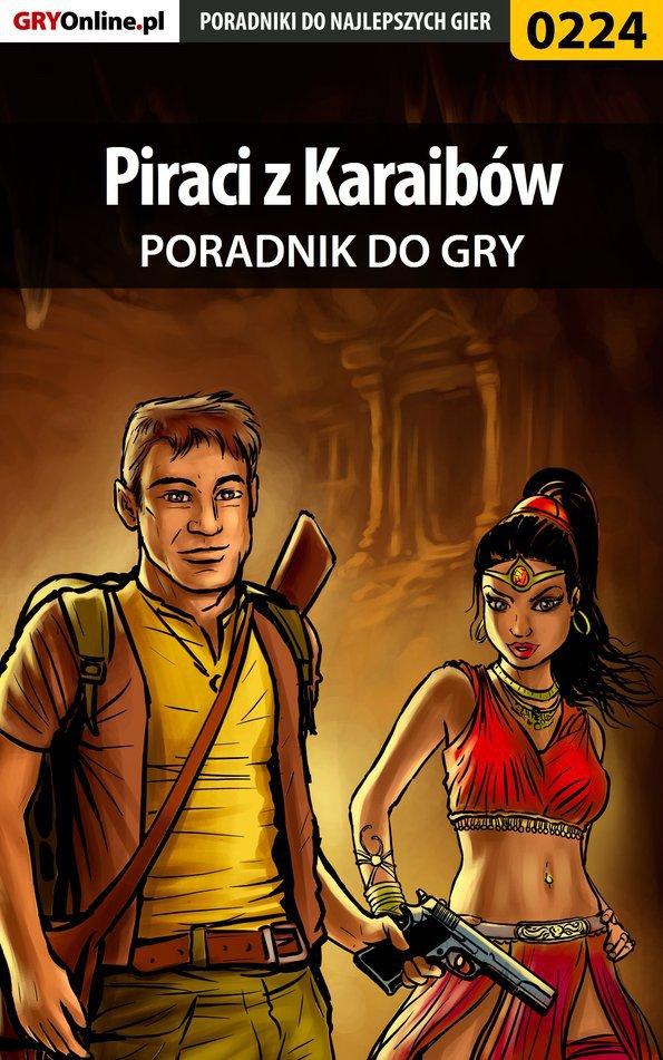 Piraci z Karaibów - poradnik do gry - Ebook (Książka PDF) do pobrania w formacie PDF