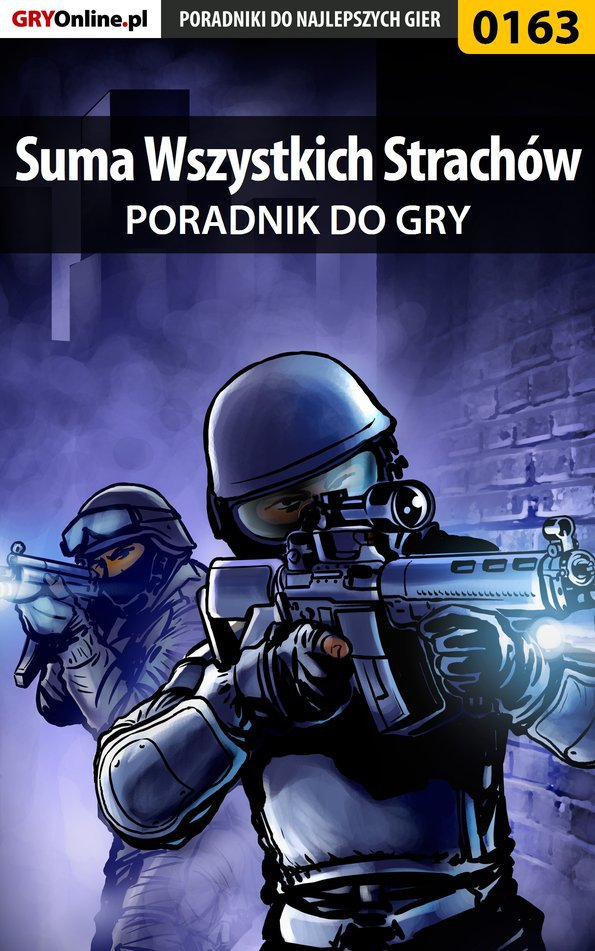 Suma Wszystkich Strachów - poradnik do gry - Ebook (Książka PDF) do pobrania w formacie PDF