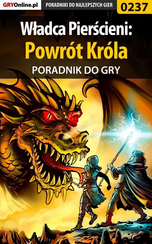 Władca Pierścieni: Powrót Króla - poradnik do gry - Ebook (Książka PDF) do pobrania w formacie PDF