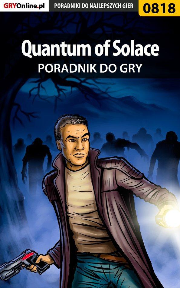 Quantum of Solace - poradnik do gry - Ebook (Książka PDF) do pobrania w formacie PDF