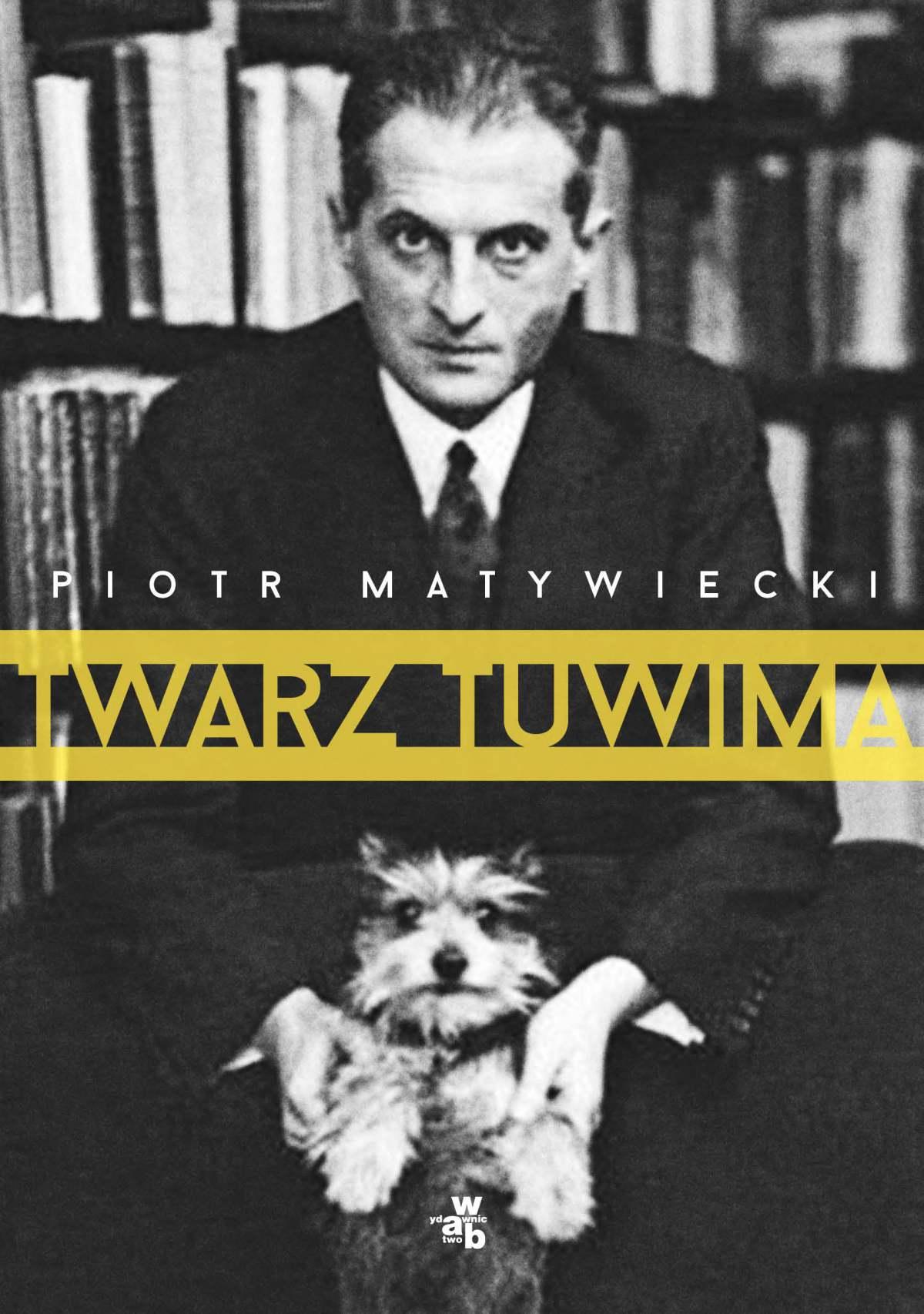 Twarz Tuwima - Ebook (Książka EPUB) do pobrania w formacie EPUB