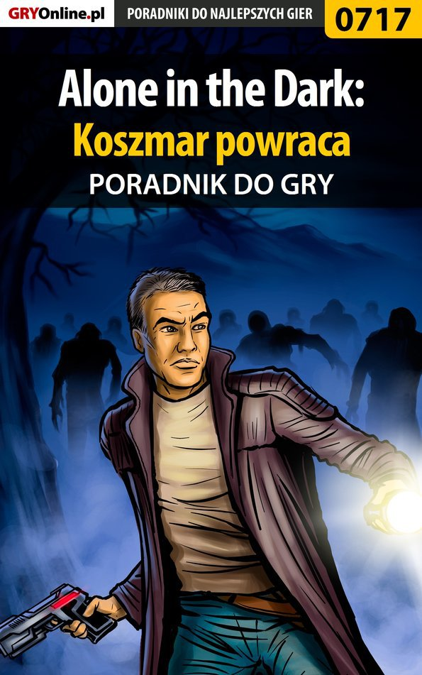 Alone in the Dark: Koszmar powraca - poradnik do gry - Ebook (Książka PDF) do pobrania w formacie PDF