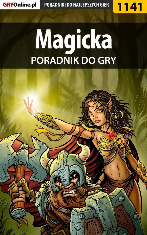 Magicka - poradnik do gry - Ebook (Książka PDF) do pobrania w formacie PDF