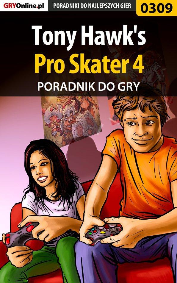 Tony Hawk's Pro Skater 4 - poradnik do gry - Ebook (Książka PDF) do pobrania w formacie PDF