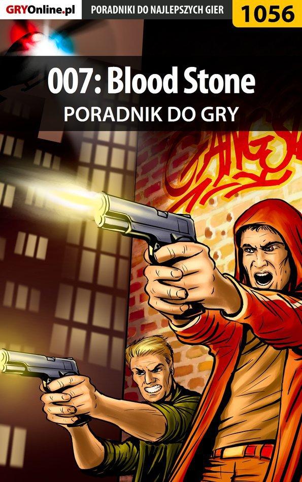 007: Blood Stone - poradnik do gry - Ebook (Książka PDF) do pobrania w formacie PDF