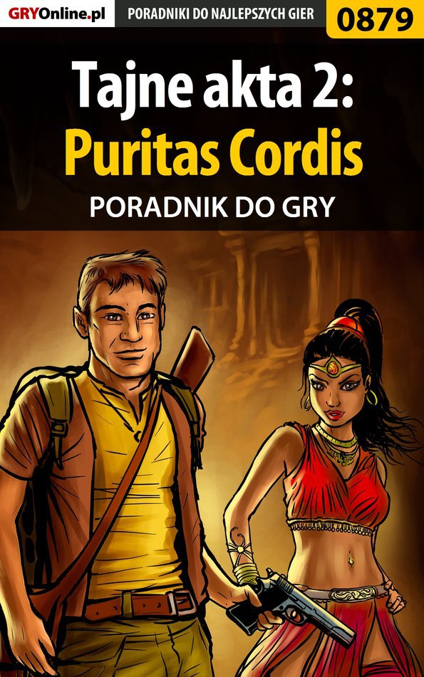 Tajne akta 2: Puritas Cordis - poradnik do gry - Ebook (Książka PDF) do pobrania w formacie PDF