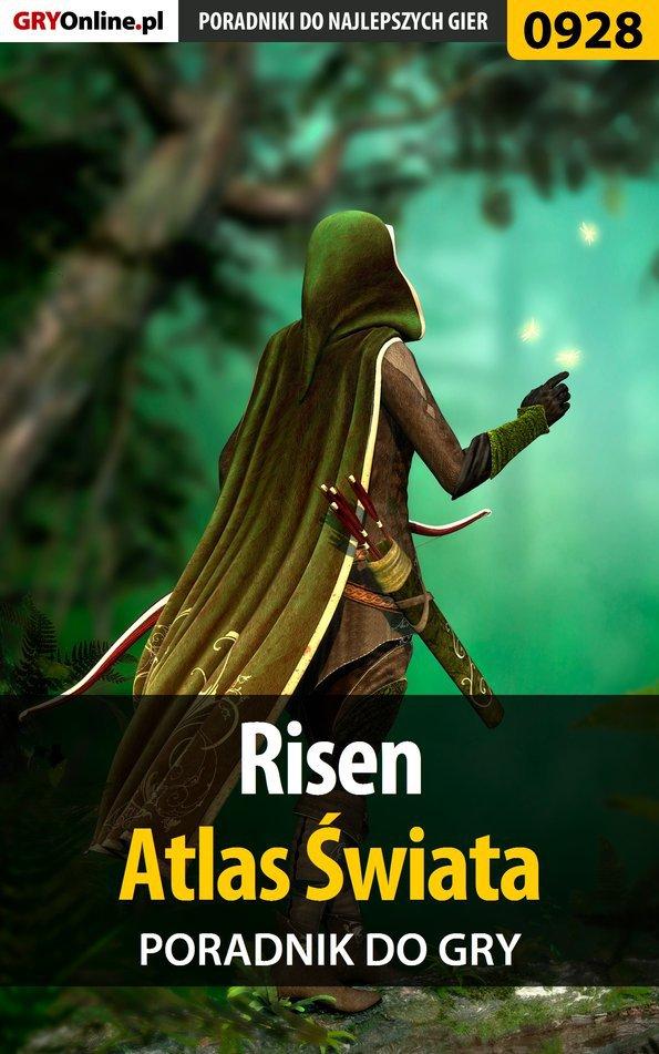 Risen - Atlas Świata - poradnik do gry - Ebook (Książka PDF) do pobrania w formacie PDF