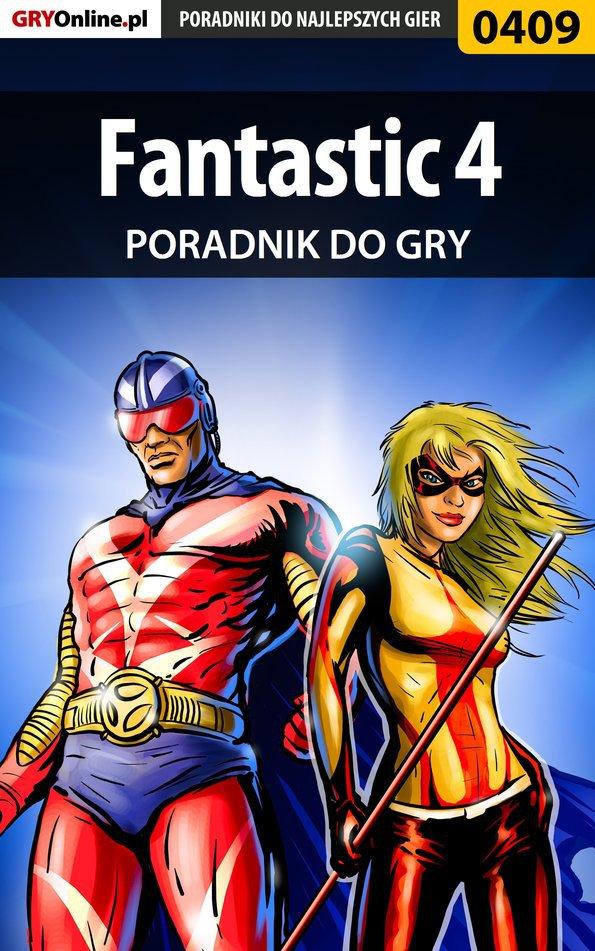 Fantastic 4 - poradnik do gry - Ebook (Książka PDF) do pobrania w formacie PDF