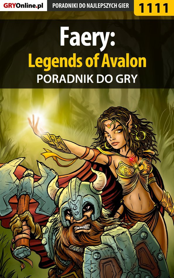 Faery: Legends of Avalon - poradnik do gry - Ebook (Książka PDF) do pobrania w formacie PDF