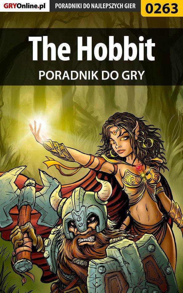 The Hobbit - poradnik do gry - Ebook (Książka PDF) do pobrania w formacie PDF