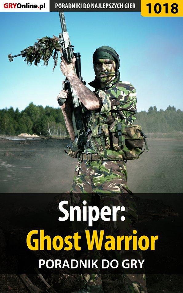 Sniper: Ghost Warrior - poradnik do gry - Ebook (Książka PDF) do pobrania w formacie PDF