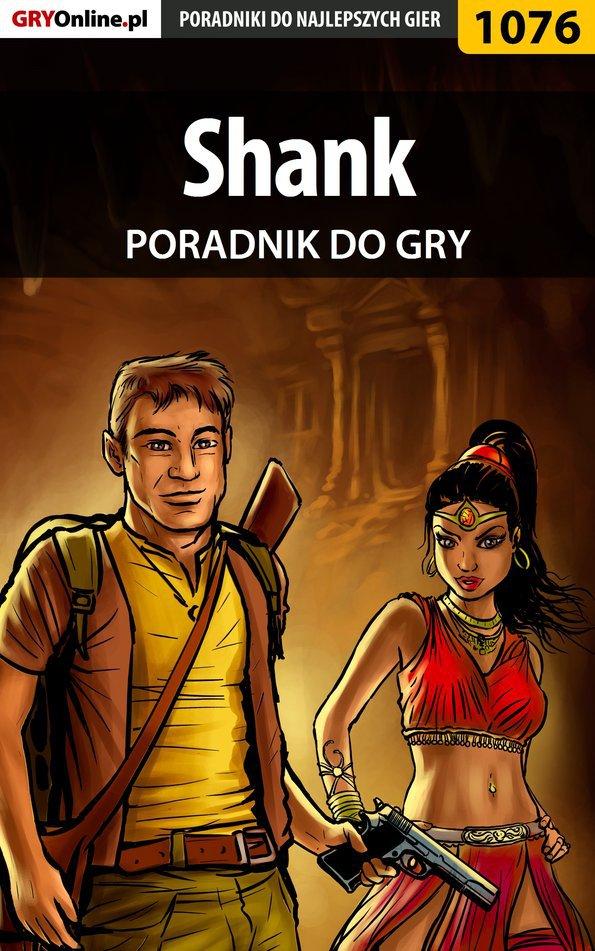 Shank - poradnik do gry - Ebook (Książka PDF) do pobrania w formacie PDF