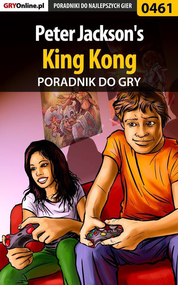 Peter Jackson's King Kong - poradnik do gry - Ebook (Książka PDF) do pobrania w formacie PDF