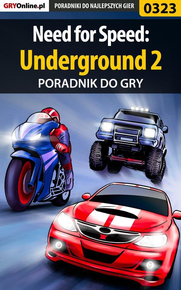 Need for Speed: Underground 2 - poradnik do gry - Ebook (Książka PDF) do pobrania w formacie PDF