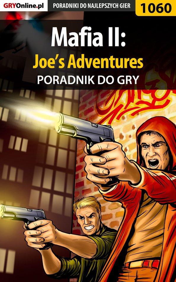 Mafia II: Joe's Adventures - poradnik do gry - Ebook (Książka PDF) do pobrania w formacie PDF